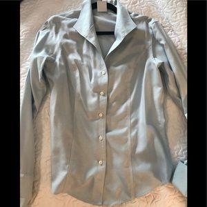 Non-iron blouse